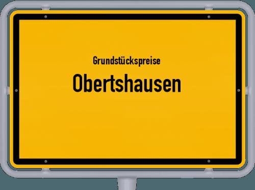 Grundstückspreise Obertshausen 2019
