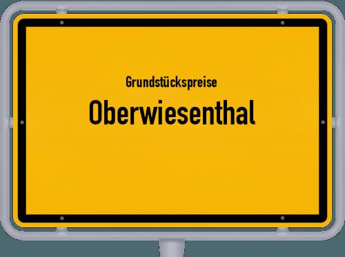 Grundstückspreise Oberwiesenthal 2019