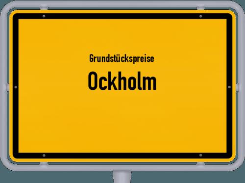 Grundstückspreise Ockholm 2021