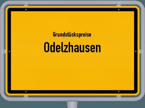Grundstückspreise Odelzhausen 2019