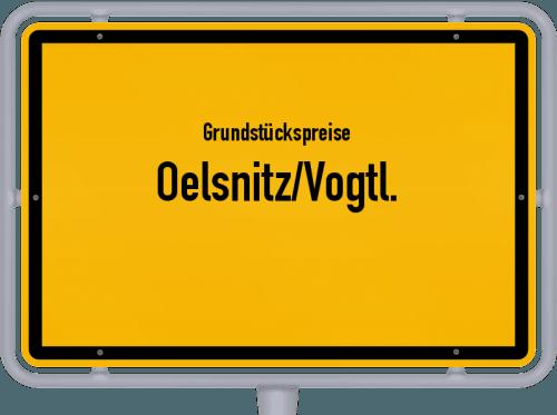 Grundstückspreise Oelsnitz/Vogtl. 2019