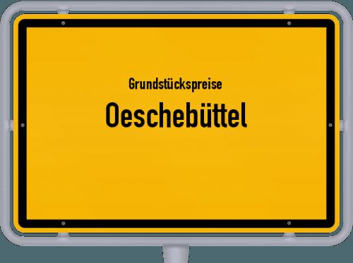 Grundstückspreise Oeschebüttel 2021