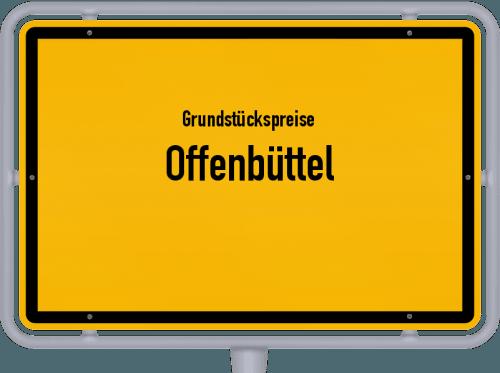 Grundstückspreise Offenbüttel 2021