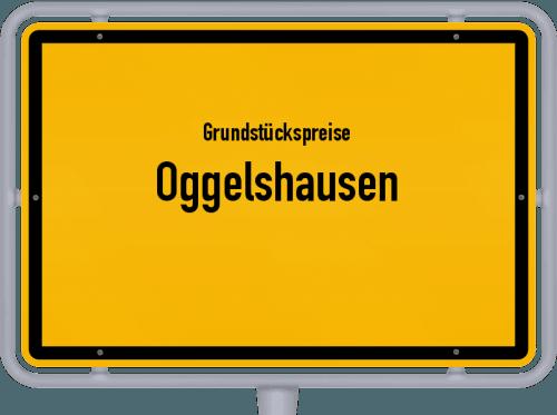 Grundstückspreise Oggelshausen 2018