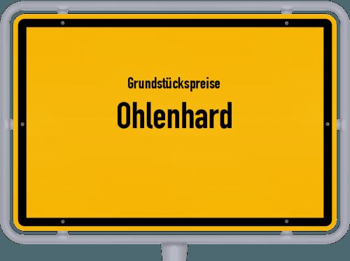 Grundstückspreise Ohlenhard 2019