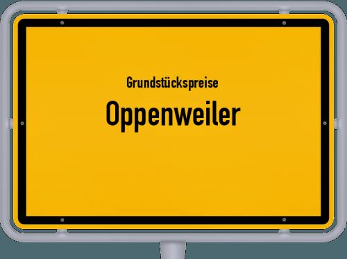 Grundstückspreise Oppenweiler 2018