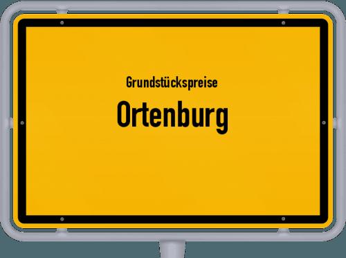 Grundstückspreise Ortenburg 2019