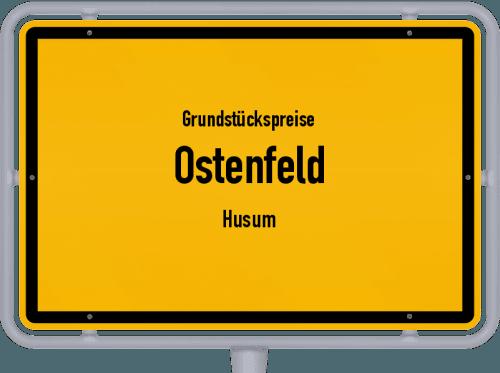 Grundstückspreise Ostenfeld (Husum) 2021