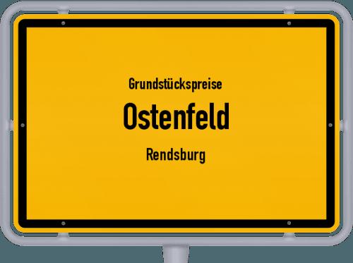 Grundstückspreise Ostenfeld (Rendsburg) 2021