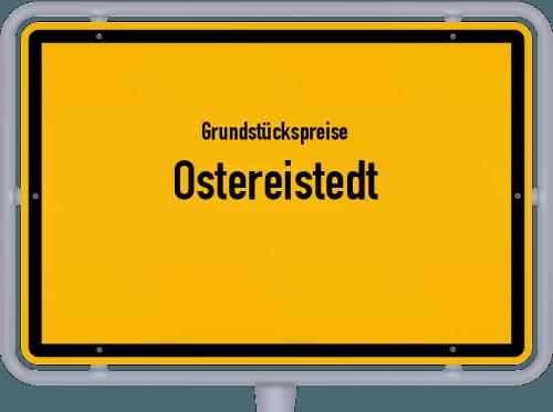Grundstückspreise Ostereistedt 2019