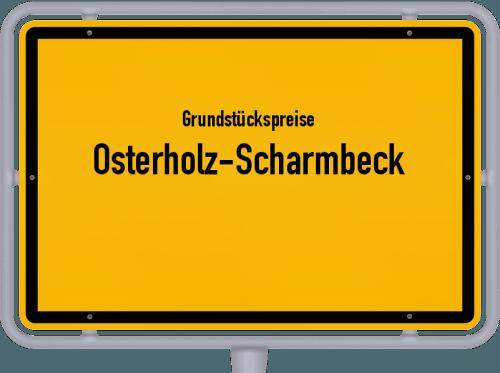 Grundstückspreise Osterholz-Scharmbeck 2021