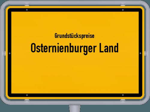 Grundstückspreise Osternienburger Land 2021