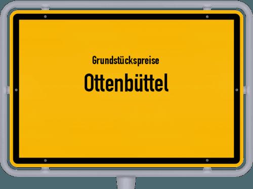 Grundstückspreise Ottenbüttel 2021