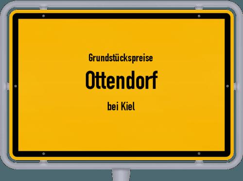 Grundstückspreise Ottendorf (bei Kiel) 2021