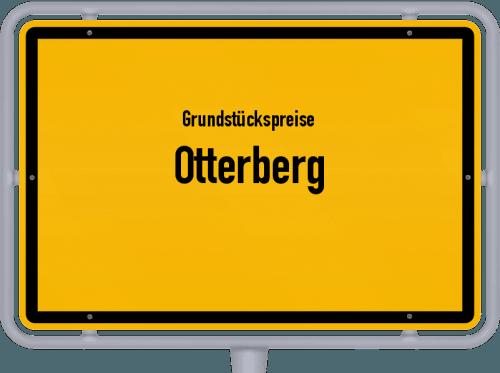 Grundstückspreise Otterberg 2019