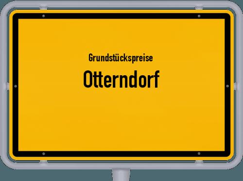 Grundstückspreise Otterndorf 2021