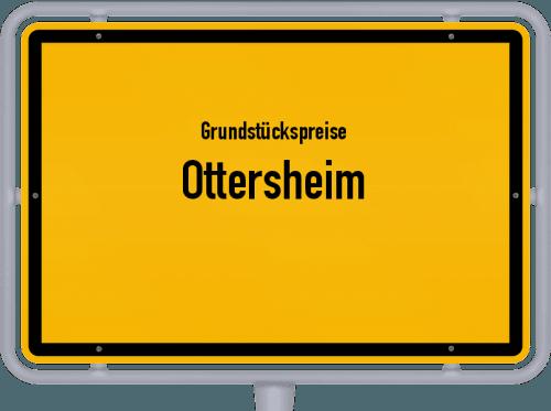 Grundstückspreise Ottersheim 2019