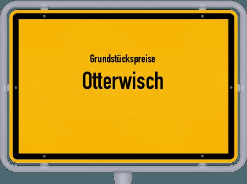 Grundstückspreise Otterwisch 2019