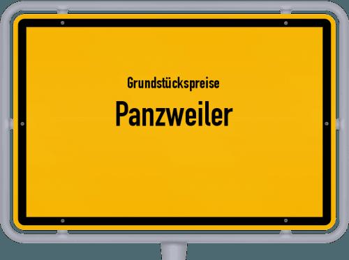Grundstückspreise Panzweiler 2019
