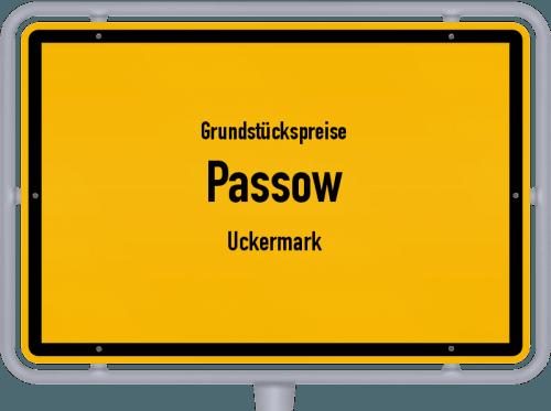 Grundstückspreise Passow (Uckermark) 2021