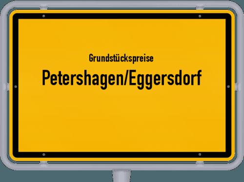Grundstückspreise Petershagen/Eggersdorf 2021
