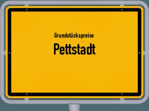 Grundstückspreise Pettstadt 2019