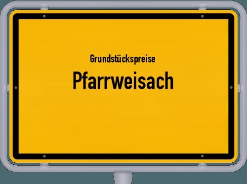 Grundstückspreise Pfarrweisach 2019