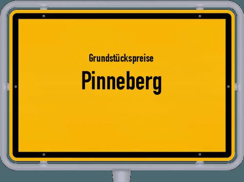 Grundstückspreise Pinneberg 2021