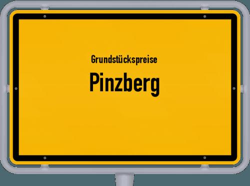 Grundstückspreise Pinzberg 2021
