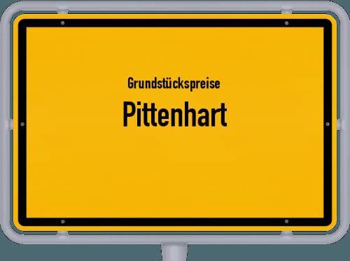 Grundstückspreise Pittenhart 2019
