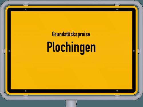 Grundstückspreise Plochingen 2021