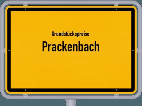 Grundstückspreise Prackenbach 2019