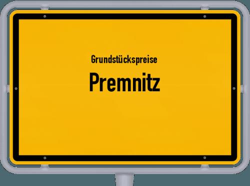 Grundstückspreise Premnitz 2021