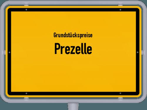 Grundstückspreise Prezelle 2019
