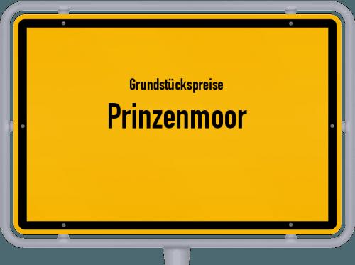 Grundstückspreise Prinzenmoor 2021