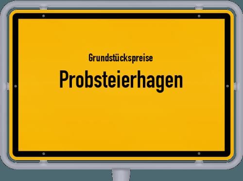 Grundstückspreise Probsteierhagen 2021