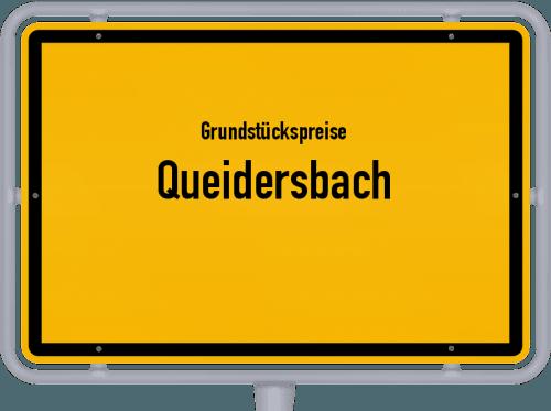 Grundstückspreise Queidersbach 2019