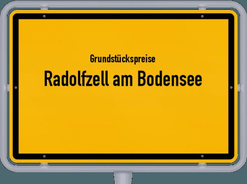 Grundstückspreise Radolfzell am Bodensee 2021