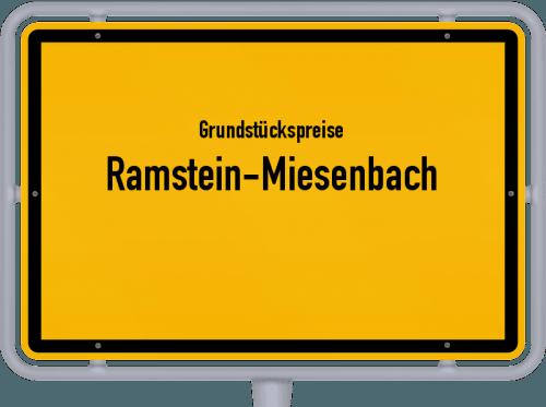 Grundstückspreise Ramstein-Miesenbach 2019