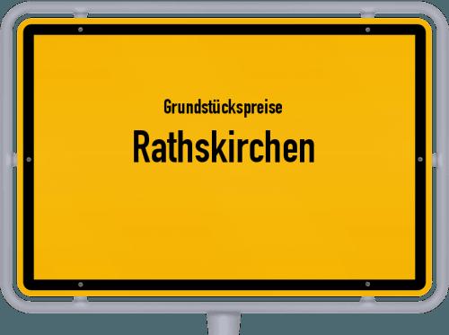 Grundstückspreise Rathskirchen 2019
