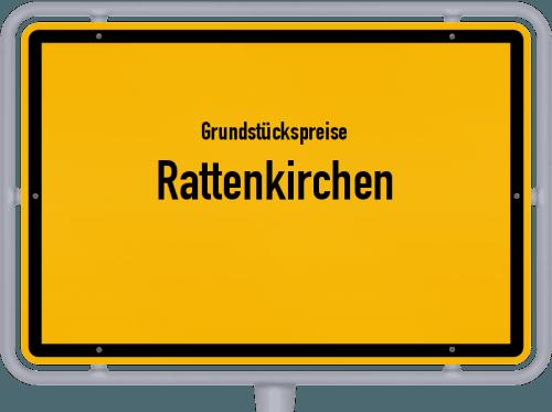 Grundstückspreise Rattenkirchen 2021