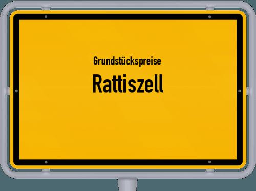 Grundstückspreise Rattiszell 2019