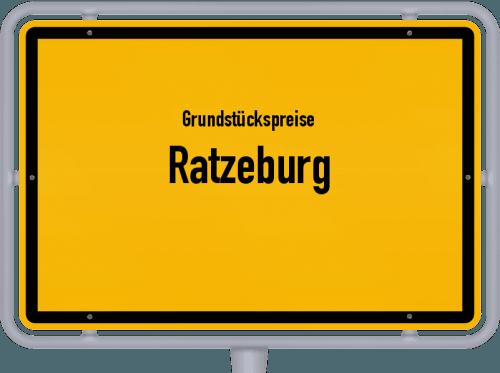 Grundstückspreise Ratzeburg 2021
