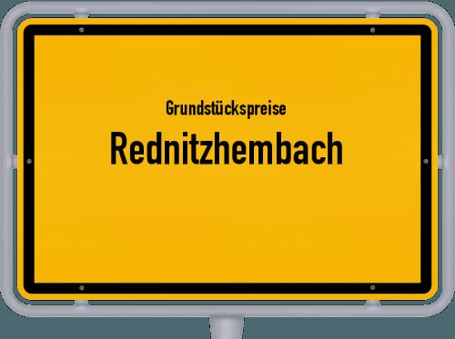 Grundstückspreise Rednitzhembach 2019