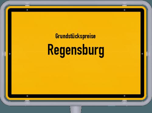Grundstückspreise Regensburg 2019
