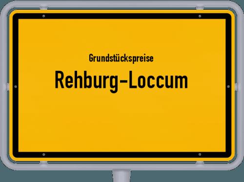 Grundstückspreise Rehburg-Loccum 2019