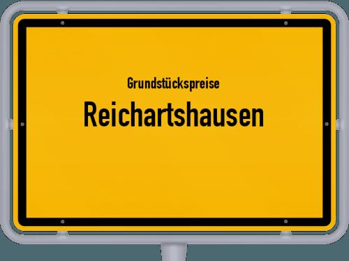 Grundstückspreise Reichartshausen 2021