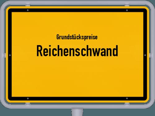 Grundstückspreise Reichenschwand 2019