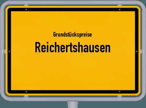 Grundstückspreise Reichertshausen 2019