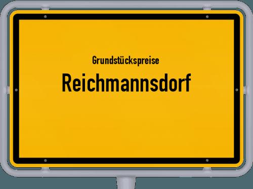 Grundstückspreise Reichmannsdorf 2019